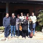 - Pomerode (Dia dos Pais: Luiz Schadrack, Hans , Isa Moser, Yago,  Malica, Jairo Tonet, Alícia e Jorge Schadrack)