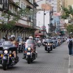 Desfile de Harleyros  - Blumenau (Hans Schadrack)