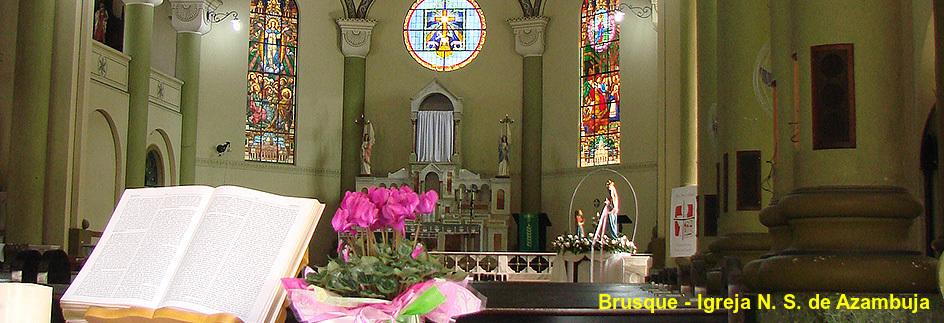 Brusque - Igreja N. S. de Azambuja