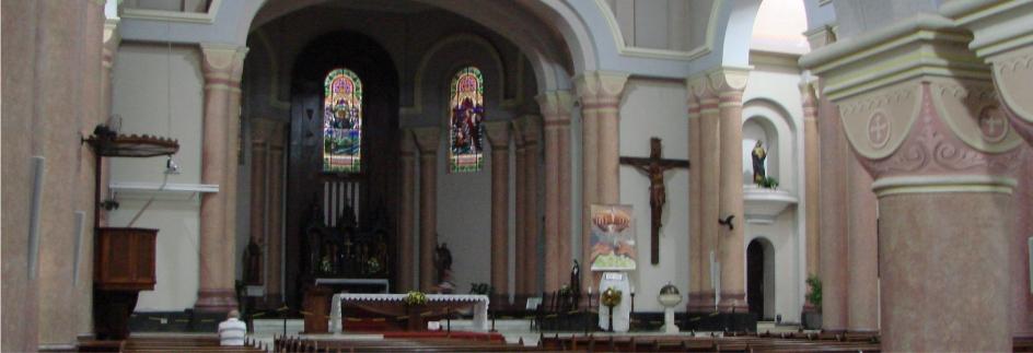 Gaspar - Igreja Matriz São Pedro Apóstolo