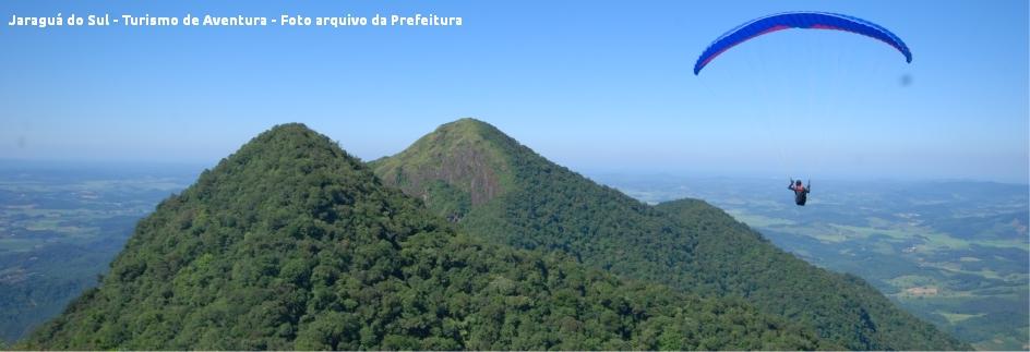 Jaraguá do Sul - Turismo de Aventura - com legenda