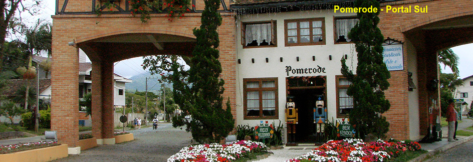Pomerode - Portal Sul