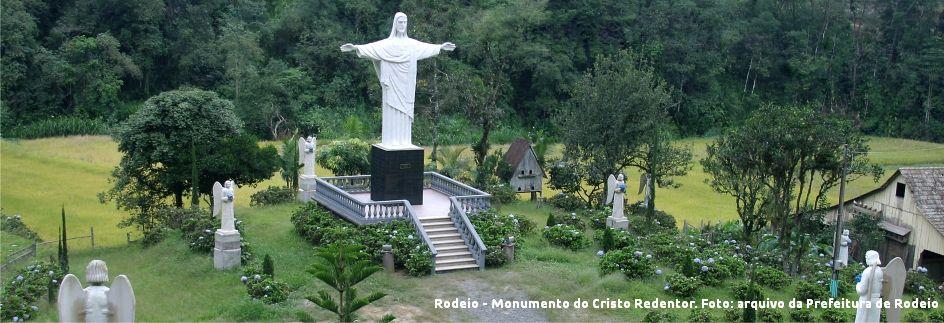 Rodeio - Cristo Redentor com legenda