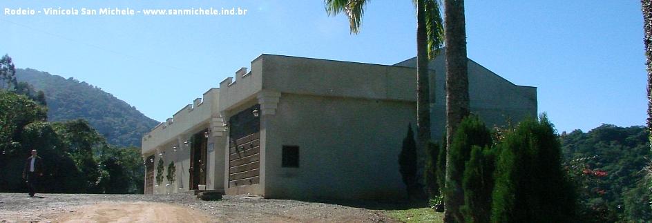 Rodeio - Vinícola San Michele com legenda