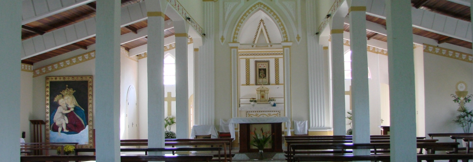 Nova Trento - Santuário Nossa Senhora do Bom Socorro